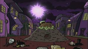 halloween in jackson 5 spooky and adventurous ways to get into saturday morning cartoon invader zim u0027s