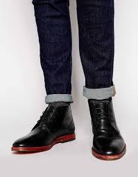 cheap leather biker boots cheap men shoes superdry leather biker boots outlet online