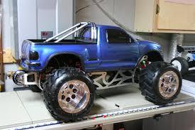 fg 2wd monster truck major modded alloy rc groups