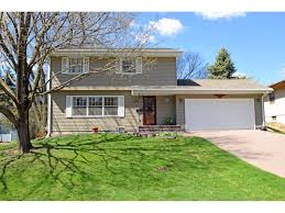 Traditional 2 Story House by 3155 Yukon Avenue N Crystal Mn 55427 Mls 4820232 Edina Realty