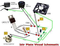schematic voltage regulator zen diagram wiring diagram components