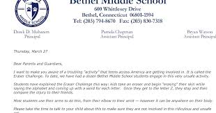 Challenge Unsafe 10 Literacy Blogs Bethel Middle School Is Warning Parents