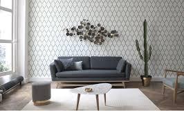 canapé anthracite canapé design découvrez le canapé 50 s de edition