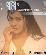 kajol themes download indian mobile themes bollywood themes for nokia s60 2nd kajol