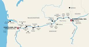 Spokane Washington Map Reisebüro Menziken Ag