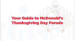 your guide to the 2017 mcdonald s thanksgiving parade parkwhiz