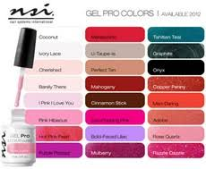 shellac nail polish color chart mailevel net
