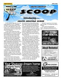 shuswap scoop first edition april 2016 by shuswap kicker issuu