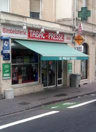 bureau tabac nancy le press tiges tabac photo vitrine devanture humour nancy