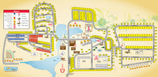 Ohio Campgrounds Map by Hidden Valley Camping Resort Rv Resort Guest Guide Mobilerving