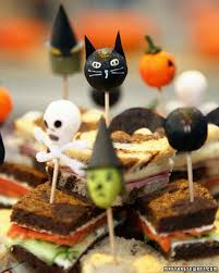 Halloween Party Appetizers Halloween Party Picks U0026 Video Martha Stewart