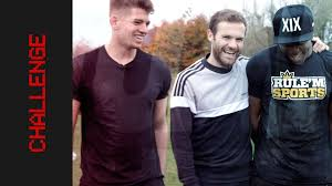 Challenge Ksi Penalty Challenge With Ksi Rule M Sports And Jmx Juan Mata