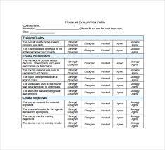 employee evaluation form example non profit employee performance