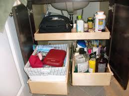 make storage cabinet ideas under the sink