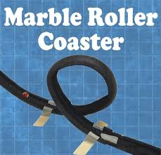 introduction marble roller coaster