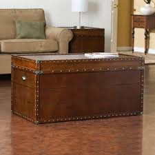 Coffee Table Antique Coffee Table Leather Trunk Coffee Table Square Trunk Coffee Table