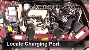 automotive air conditioning repair 1997 chevrolet monte carlo auto manual how to add refrigerant to a 2000 2005 chevrolet monte carlo 2001
