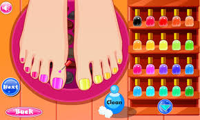 princess pedicure nail salon android apps on google play