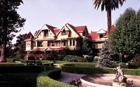 winchester mystery house haunted mansion tours u0026 unique architecture
