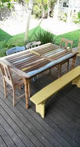 Pallet Patio Furniture Cushions by Furniture Comfortable Patio Decoration Vintage Pallet Table With