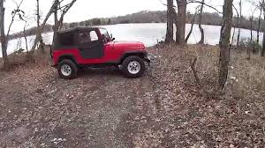 modified jeep wrangler yj jeep wrangler tour what she is and mods that have been done