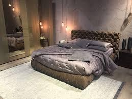 bedroom large bedroom brown bedding tufted headboard floral