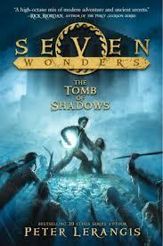 seven wonders book 3 the of shadows lerangis hardcover