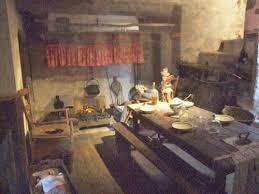 cuisine paysanne interieur de l habitat rouerguat fin du xix siècle gite aveyron
