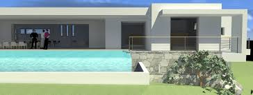 villa d architecte contemporaine villa rg villa contemporaine de luxe corse du sud pinarello