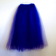 royal blue tulle studio wardrobe oralia creative photography