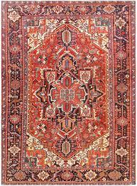 Antique Heriz Rug Persian Heriz Rug 48316 By Nazmiyal