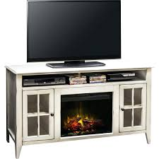 electric fireplace tv console walmart white stand costco combo uk