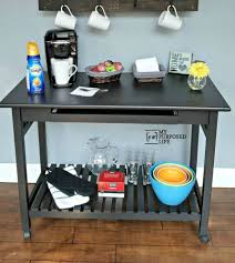 make your guests smile with these diy beverage stations hometalk