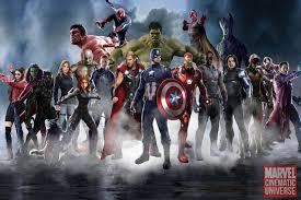 film marvel akan datang film avengers infinity war akan jadi awal baru marvel cinematic