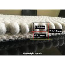 Rugs Online Australia Purchase Rugs Online Au Porsche Looped Wool Rugs