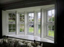 shutters for bay windows decor window ideas