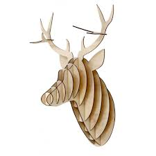 deer head wall mount marvelous photo concept white and bronze faux