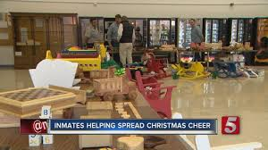 inmates make gifts for in hickman county