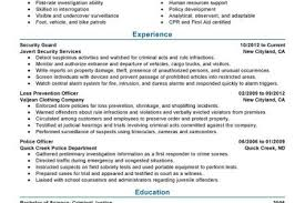 Best Police Officer Resume Example Livecareer by Sample Cover Letter For Recruitment Consultant Position Sample
