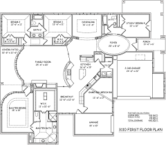 single story floor plans with open floor plan modern house plans single story floor plan bedroom bath addition