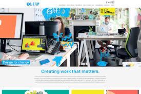 leap design web design in cornwall top website designers local companies