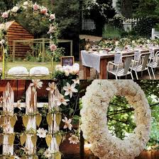 Backyard Wedding Decorations Ideas Backyard Wedding Decoration Ideas House Design And Planning