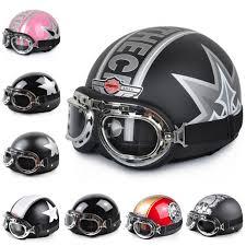 pink motocross helmet aliexpress com buy 2017 women open face half helmet pink