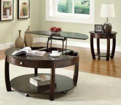 Small Sofa Table by Small Round Ottoman Coffee Table Foter