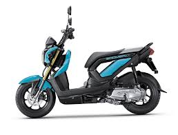 honda bike png honda zoomer x blue hires scooter pinterest honda