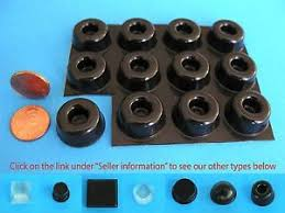 rubber bumpers for glass table tops rubber bumper pads ebay