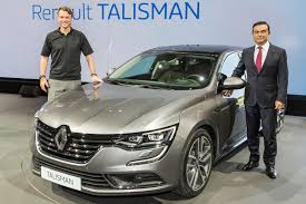 renault talisman 2016 renault talisman unveiled photos specs videos