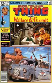 super team family lost issues wallace u0026 gromit