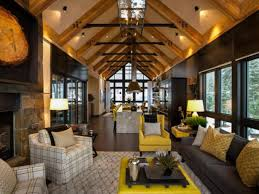 lake tahoe homes interior design mountain homes rustic mountain