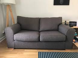 Next Sofa Bed Next Brown Fabric 2 Seater Sofa Bed In Alloa Clackmannanshire